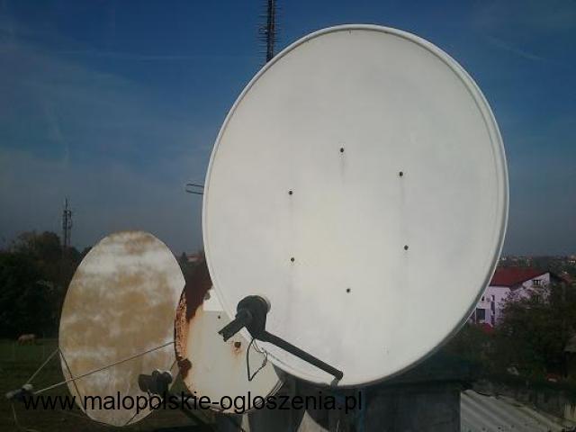 24h montaż serwis instalacja tooway cyfrowy polsat nc plus ustawianie anten